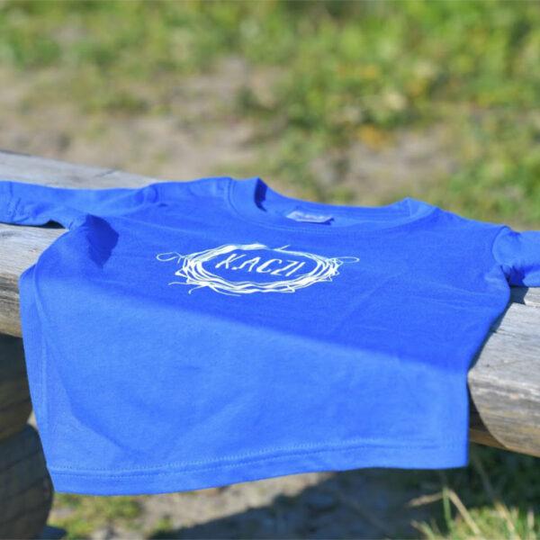 Tričko Kaczi - Modré