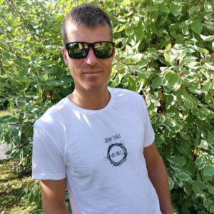 Tričko Milenec - Bílé